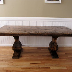 Rustic Elements Furniture -