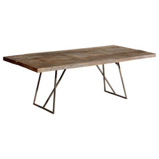 modern dining tables by Wilcox Store