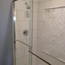 Showerheads And Body Sprays by Perception Building