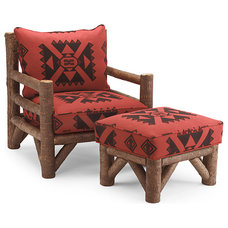Rustic Armchairs And Accent Chairs by La Lune Collection