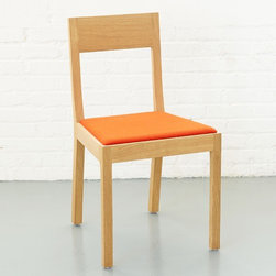 Alice Tacheny Design - Alice Tacheny Design | Harriet Dining Chair - Design by Alice Tacheny.