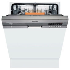 ESI67070XR semi-integrated dishwasher from Electrolux   Dishwashers - 10 of the