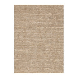 Mayaro Rug in Sand - A new rug can refresh the whole room, and this one, with rich texture and subtle gradations of hue, is no exception. Its exaggerated looped jute gives your floor a tactile, multidimensional makeover.