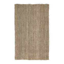 Kaleen - Kaleen Essential Collection 8504-44 8'x10' Natural - Essentials is a collection of classic and all natural Jute hand loomed designs.  Jute has been a  Green  product for eons before the movement became the main stream darling.  Kaleen has captured the true fashion essences of this beautiful product. The Essentials Collection is Hand loomed in India of only the finest 100% hand processed Jute.