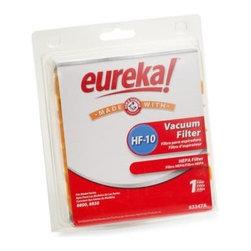 Eureka - Replacement Filter for Eureka FilterAir Bagless Upright Vacuum - Replacement Filter for Eureka FilterAir Bagless Upright Vacuum. Model # 8871AZ.
