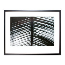 Musa - Framed Print - Whether showing the inherent architecture of nature or the organic symmetry of construction, Musa is an art print with character and dimensional distinction. Shot in glamorous black and white, this photograph is a beautiful study of light and repeated forms which adds culture to your room by introducing unusual shapes, opening up a new perspective in your wall art.