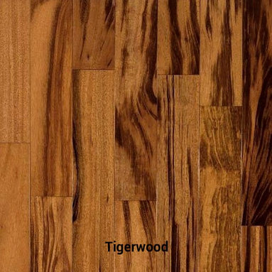 Tigerwood Hardwood Flooring - Brazilian Koa - Tigerwood floors, exotic flooring, brazilian flooring,