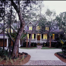 Traditional Exterior by Buffington Homes South Carolina