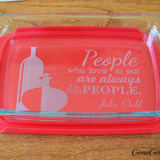 Contemporary Baking Dishes by Etsy
