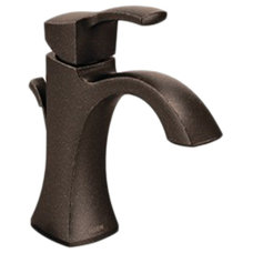 Modern Bathroom Faucets And Showerheads by PlumbersStock