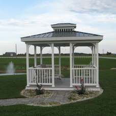 Traditional Gazebos by Durabrac Architectural Components