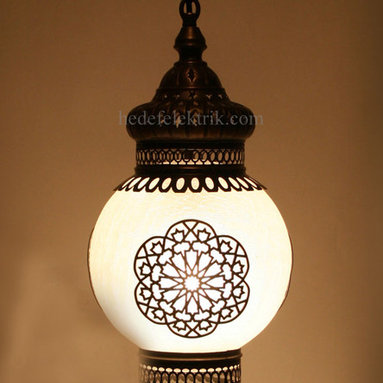 Turkish Style Laser Cut Ottoman Lighting - *Code:  HD-04162_51