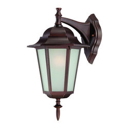 Acclaim Lighting - Acclaim Lighting 6112 Camelot 1 Light Outdoor Wall Sconce - Features: