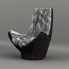 Contemporary Armchairs And Accent Chairs by EcoFirstArt