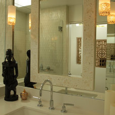 Eclectic Bathroom by Kirsten Marie Inc, KMI