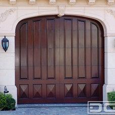 Traditional Garage Doors And Openers by Dynamic Garage Door