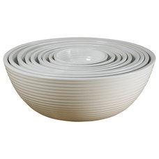 Modern Serving Bowls by Montes Doggett
