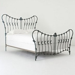 Anthropologie - Cosette Bed - *Iron, steel