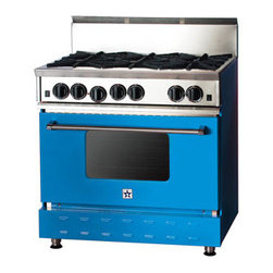 BlueStar Range In Blue -