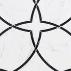Studio 153- Stone Mosaic - Studio V153 - Water Jet Collection
