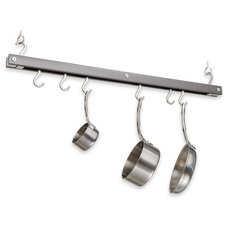 Pot Racks And Accessories by Rebekah Zaveloff | KitchenLab