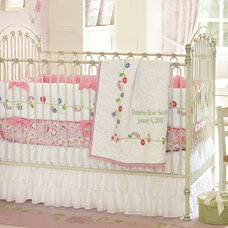 traditional cribs by Pottery Barn Kids