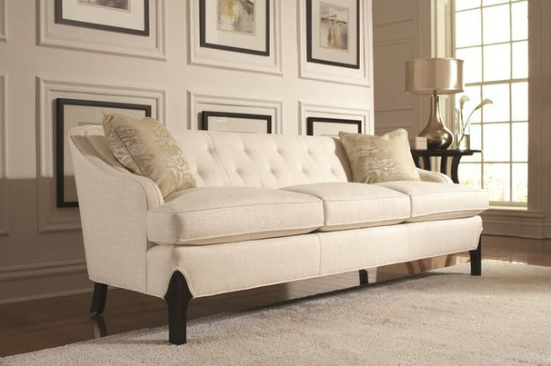 Traditional Sofas by Stickley Furniture