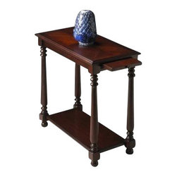 Butler - CHAIRSIDE ACCENT TABLE - Description: