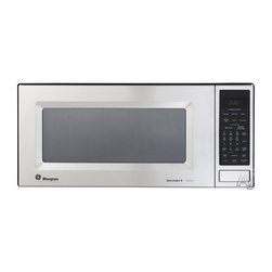 GE Monogram Countertop Microwave Oven - Great high end quality at a reasonable price, comes in white trim as well as stainless.