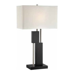 Lite Source - Lite Source Taffy Contemporary / Modern Table Lamp XSL-03422 - Lite Source Taffy Contemporary / Modern Table Lamp XSL-03422
