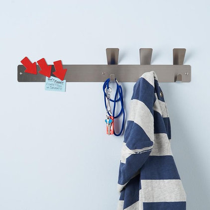 Modern Hooks And Hangers by The Land of Nod