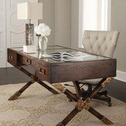"""John-Richard Collection """"Paige"""" Desk -"""