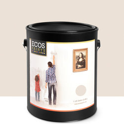 Imperial Paints - Gloss Porch & Floor Paint, Blank Canvas - Overview: