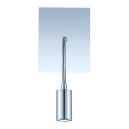 Eglo - Eglo 200091A Lire LED Modern / Contemporary Gooseneck Wall Sconce - Eglo 200091A Lire LED Modern / Contemporary Gooseneck Wall Sconce