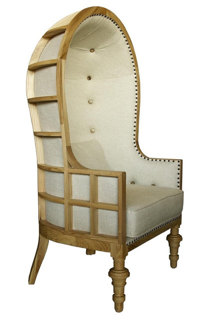 Traditional Accent Chairs by Pangaea Interior Design, Portland, OR