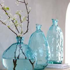 modern vases by Horchow