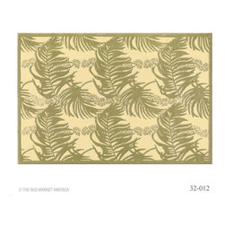 The Rug Market - Lacey Ferns area rug -