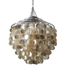 Contemporary Chandeliers by KOUBOO