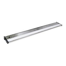 """Maxim Lighting - Maxim Lighting 89936Sn Countermax Mx-L120Dl 30"""" 2700K Led Under Cabinet - Maxim Lighting 89936SN CounterMax MX-L120DL 30"""" 2700K LED Under Cabinet"""