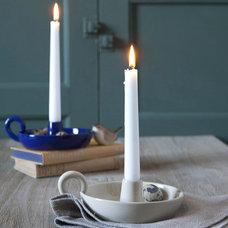Traditional Candleholders by Rowen & Wren