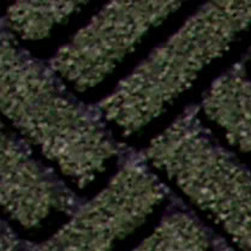 buyMATS Inc. - 2' x 3' Tire Tuff Clean scrape Mat Olive - Innovative grit surface on extra heavy recycled rubber base to keep the mat in place.