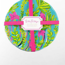 Eclectic Dinner Plates by Lilly Pulitzer