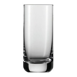 Schott Zwiesel - Schott Zwiesel Tritan Convention Long 10.8 oz. Drink Glass - Set of 6 Multicolor - Shop for Drinkware from Hayneedle.com! Just right for a classic Tom Collins the Schott Zwiesel Tritan Convention Long 10.8 oz. Drink Glass - Set of 6 is an instant upgrade for your iced tea. This set includes six superior-quality glasses crafted of clear glass. About Fortessa Inc.You have Fortessa Inc. to thank for the crossover of professional tableware to the consumer market. No longer is classic high-quality tableware the sole domain of fancy restaurants only. By utilizing cutting edge technology to pioneer advanced compositions as well as reinventing traditional bone china Fortessa has paved the way to dominance in the global tableware industry. Founded in 1993 as the Great American Trading Company Inc. the company expanded its offerings to include dinnerware flatware glassware and tabletop accessories becoming a total table operation. In 2000 the company consolidated its offerings under the Fortessa name. With main headquarters in Sterling Virginia Fortessa also operates internationally and can be found wherever fine dining is appreciated. Make sure your home is one of those places by exploring Fortessa's innovative collections.