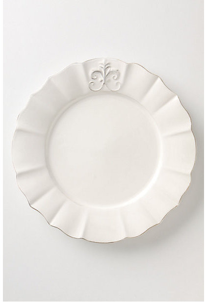 Traditional Dinner Plates by Anthropologie
