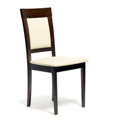 Elina Dining Chair, Coffee, Set of 2