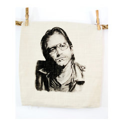 Bono Accent Pillow, Cushion Cover, Linen Pillow