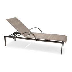 Winston - Winston Southern Cay Woven Arm Stackable Chaise Lounge Multicolor - M76009A - Shop for Chaise Lounges from Hayneedle.com! It s easy to get into a sunny state of mind when your chaise lounge is as expertly crafted as the Winston Southern Cay Woven Arm Stackable Chaise Lounge. The heavy-walled aluminum extrusion frame is extra durable and it s available in your choice of finish. And even though it s built tough it won t be mean to your deck and patio surfaces thanks to handy nylon foot glides. Plus the design is stackable for easy storage if you order more than one (and you ll definitely want to).Best of all the wicker seat and back are gloriously wonderfully nothing like those sticky vinyl seats of yesterday. Instead they re crafted of a special Winston Furniture creation that combines polyethylene and UV inhibitors to create an acrylic-free formula with an authentic weathered appearance. How? An extrusion artist adds the perfect amount of pigment to the weave at precise temperature intervals throughout the manufacturing process. From there a skilled artisan weaves each seat strand by strand. The result is your new favorite chaise lounge--and the best summer yet.Our product specialists have been individually trained by the Winston furniture company and know their product front to back top to bottom. The most popular fabric finish and seating configurations are shown here but if you don't see one that speaks to you a product specialist will help you create the perfect set. They can also help you design a custom seating arrangement for your outdoor living space. Call 866-579-5183 to speak with a product specialist. Hours: Monday-Friday 8 a.m.-7 p.m. Saturday 9 a.m.-5:30 p.m. EST.About Winston Furniture CompanyStarted in 1975 Winston Furniture Company manufactured simple aluminum furniture with virgin vinyl straps. As the popularity of casual furniture increased and consumers craved comfort Winston answered the call by being the first company to introduce cush