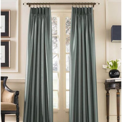 Curtainworks - Curtainworks Marquee 84 in. Curtain Panel - 1Q80000GBX - Shop for Curtains and Drapes from Hayneedle.com! Update your home decor with the sophisticated look of the Curtainworks Marquee 84 in. Curtain Panel. Machine washable this pinch-pleated constructed curtain panel comes in a variety of color options for you to choose the ideal match to your decor.About CHF IndustriesCHF Industries based in New York is known for its home textile products and is the largest private-label supplier of retail-specific bedding products. CHF offers a diverse range of window products like panels valances shades kitchen tiers and even window hardware. CHF innovates with fashionable solutions such as energy-efficient interlined window panels taking steps to introduce organic products to protect the environment.
