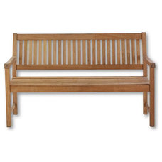 Traditional Outdoor Benches by Lands' End