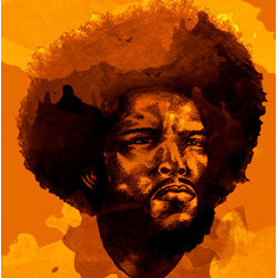 Quest  (Original) by Ike Slimster - THE PROFESSIONAL AND LEGENDARY DRUMMER OF THE BAND KNOWN AS THE ROOTS, KNOWN AS QUESTLOVE.